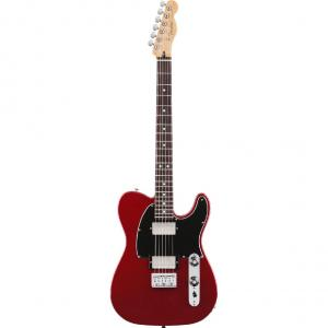 FENDER TELECASTER MEXICAN BLACKTOP HH CANDY APPLE RED